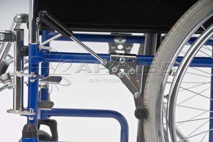Инвалидная коляска с высокой спинкой Армед Н 008, купить, продажа, покупка в Тюмени. Медтехника 72.