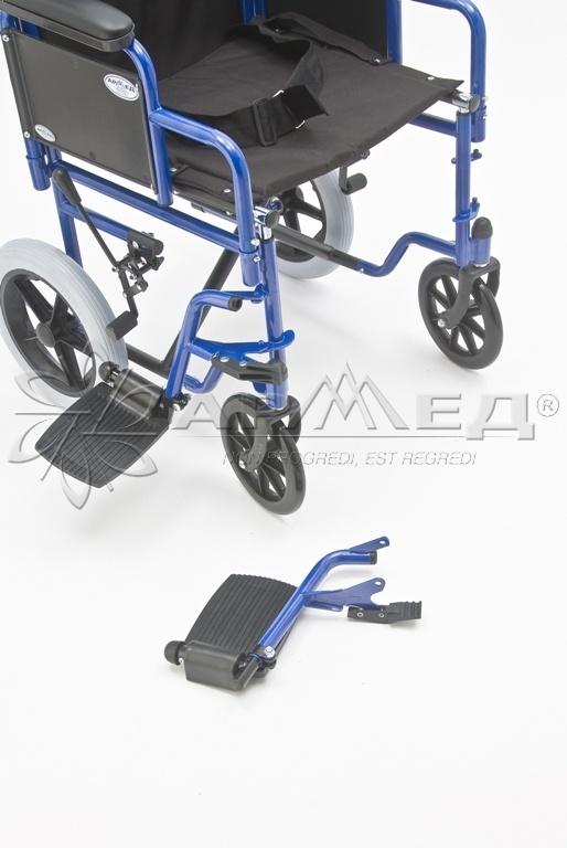 Купить инвалидную коляску Амред H030С. Тюмень. Медтехника 72.