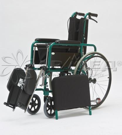 Инвалидная коляска с высокой опускающейся спинкой Армед Fs954GC. Медтехника72. Тюмень. Купить, приобрести.