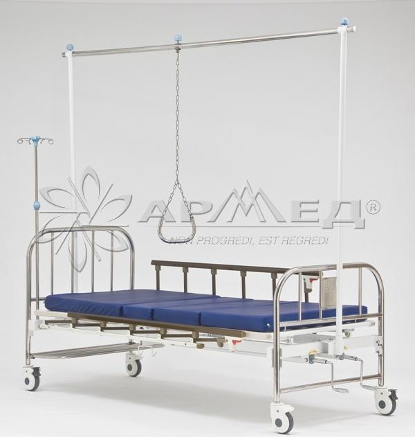 Прокат функциональной ортопедической кровати в Тюмени. Медтехника72.