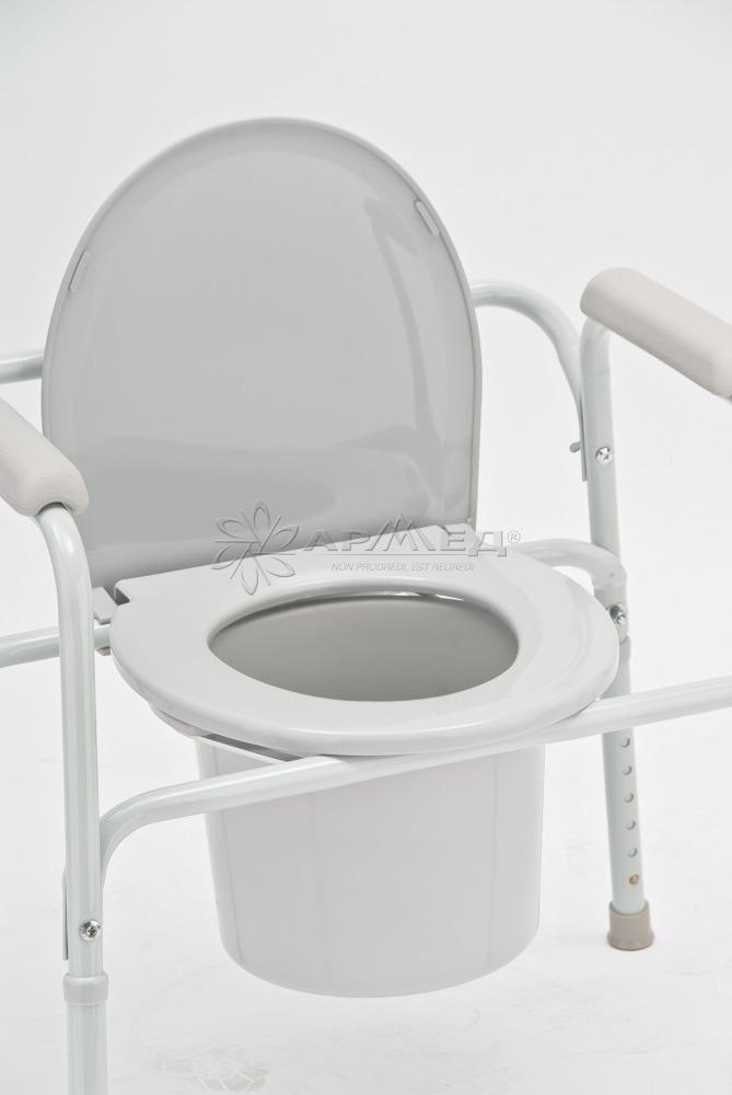 Кресло - туалет Армед H 020B купить в Тюмени. Медтехника 72.