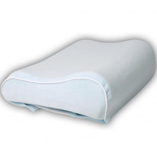 Подушка ортопедическая детская, трехслойная КомфОрт К-800. от 2-х до 8 лет