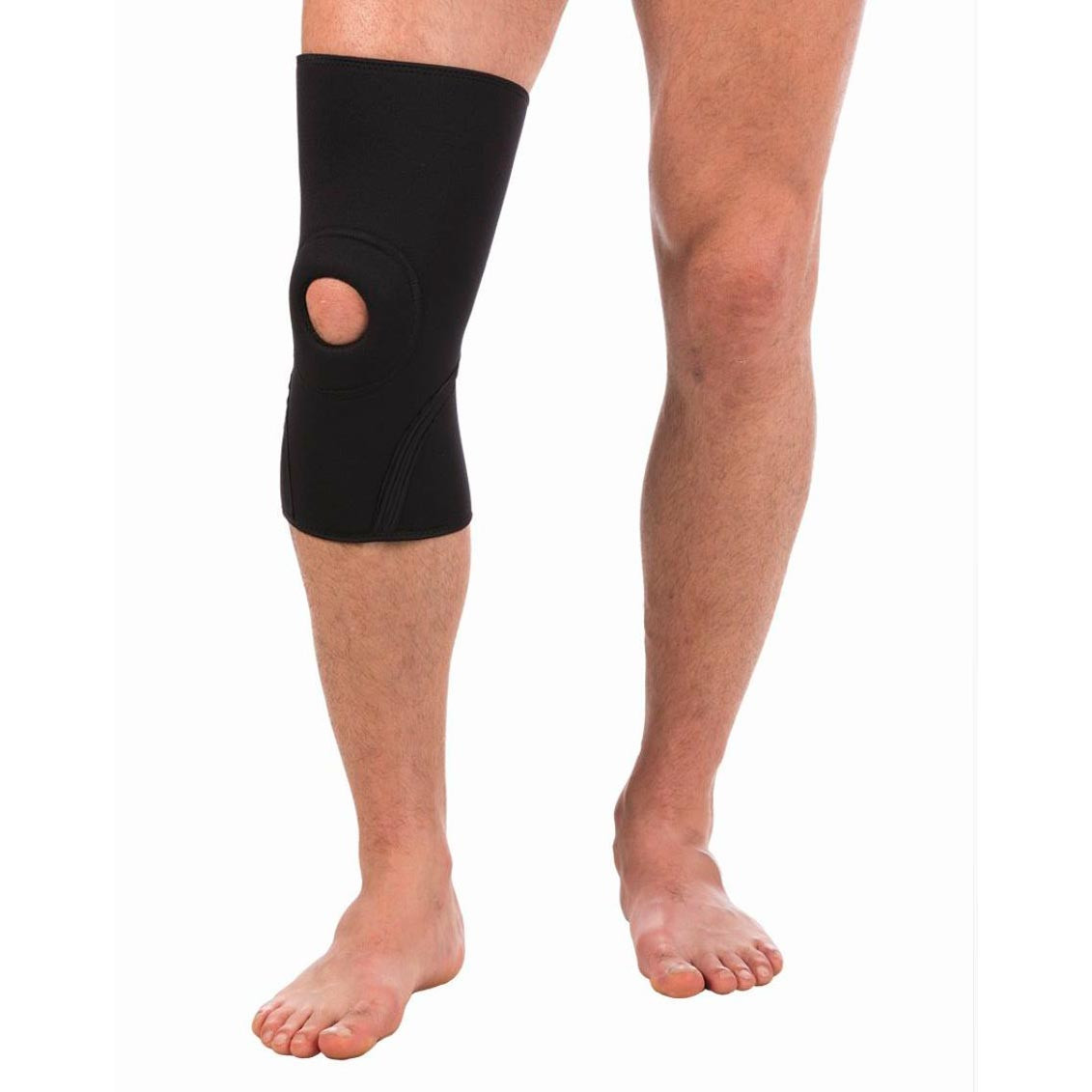 Бандаж на коленный сустав Тривес Т-8507. Медтехника72. Тюмень.