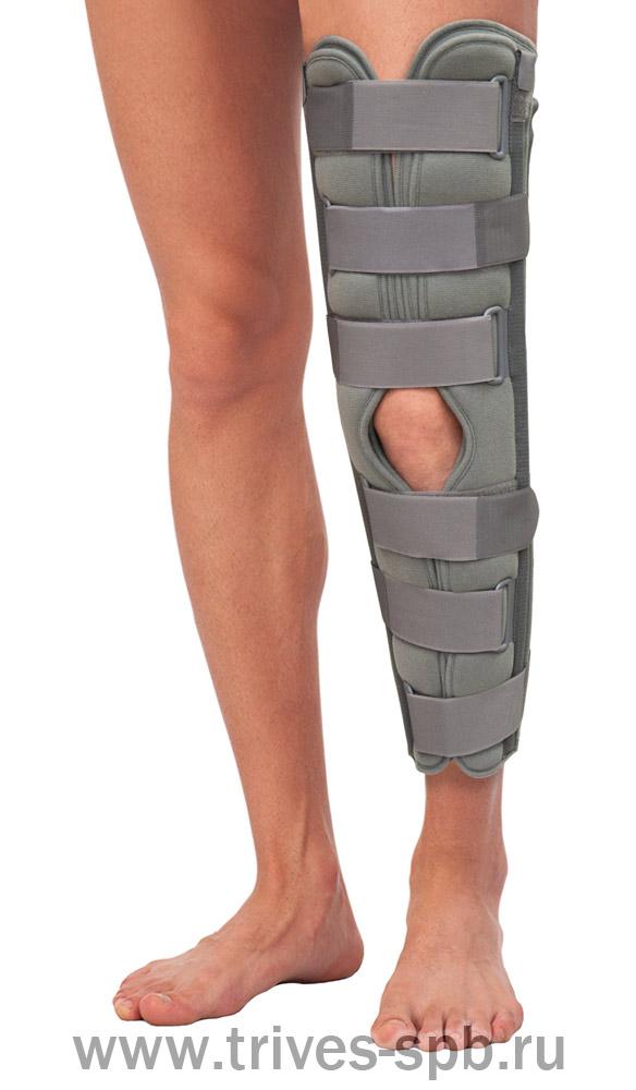 Тутор, фиксатор, бандаж коленного сустава Тривес Т-8506. медтехника 72. Тюмень. Купить, приобрести, продажа.